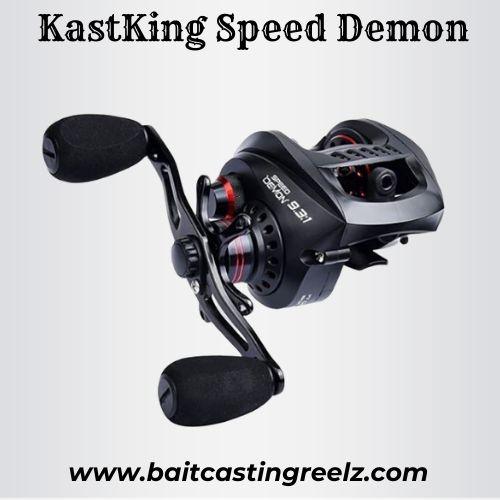 Kastking speed demon - best fishing reel