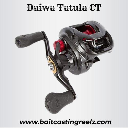 Daiwa Tatula CT