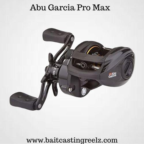 Abu Garcia Pro Max - best saltwater baitcasting reel