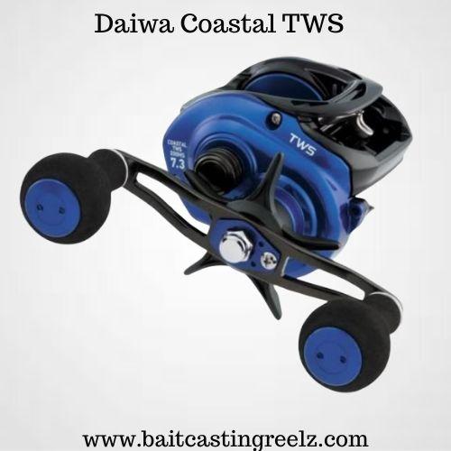 Daiwa Coastal TWS - best baitcasting reel for saltwater