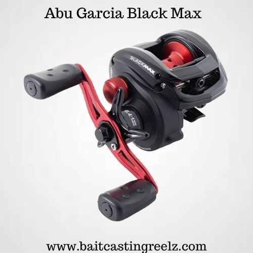 Abu Garcia Black Max - best saltwater baitcasting reel 2021