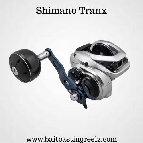 Shimano Tranx - best baitcasting reel for salmoon