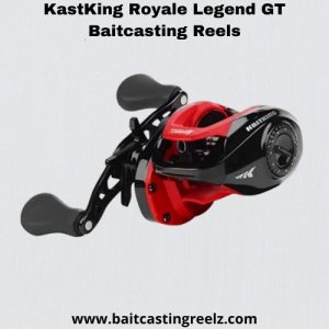 Kastking Royale GT - Best Baitcasting Reels under 100