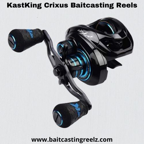 Kastking Crixus - best baitcasting reel under 90