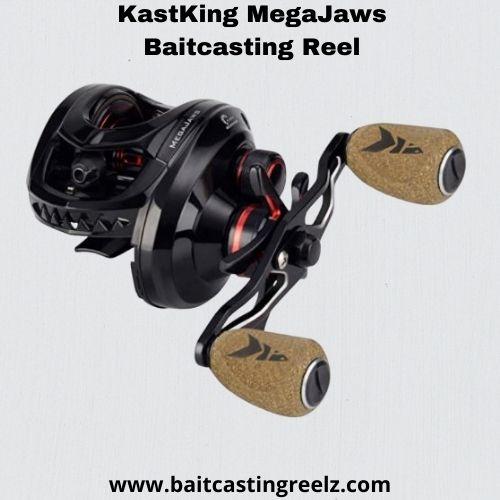 Kastking MegaJaws - best baitcasting reel under 70