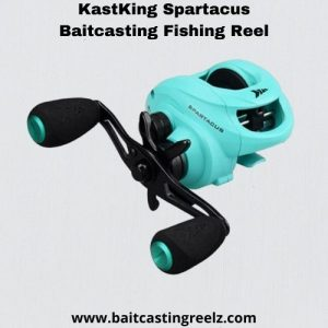 Kastking Spartacus Fishing Reel - best baitcasting reel under 100