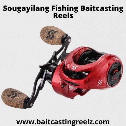 Sougayilang Fishing Baitcasting Reels - Best Baitcaster Under $200