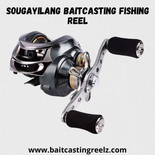 Sougayilang Baitcasting Fishing Reel