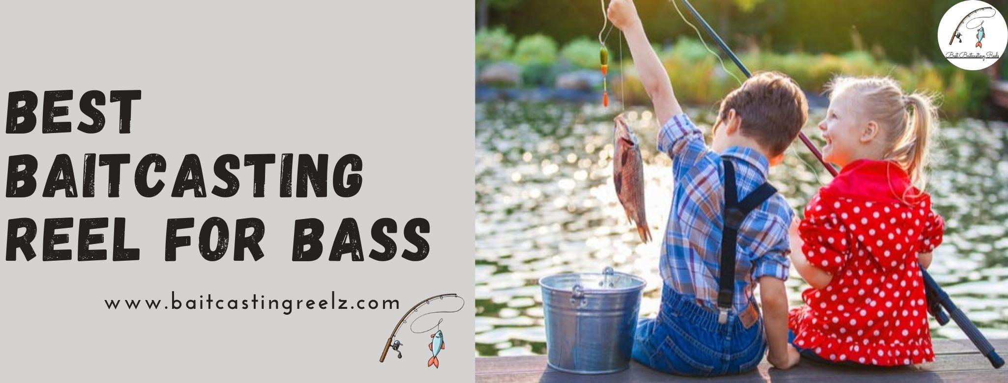best baitcasting reel for bass 2021