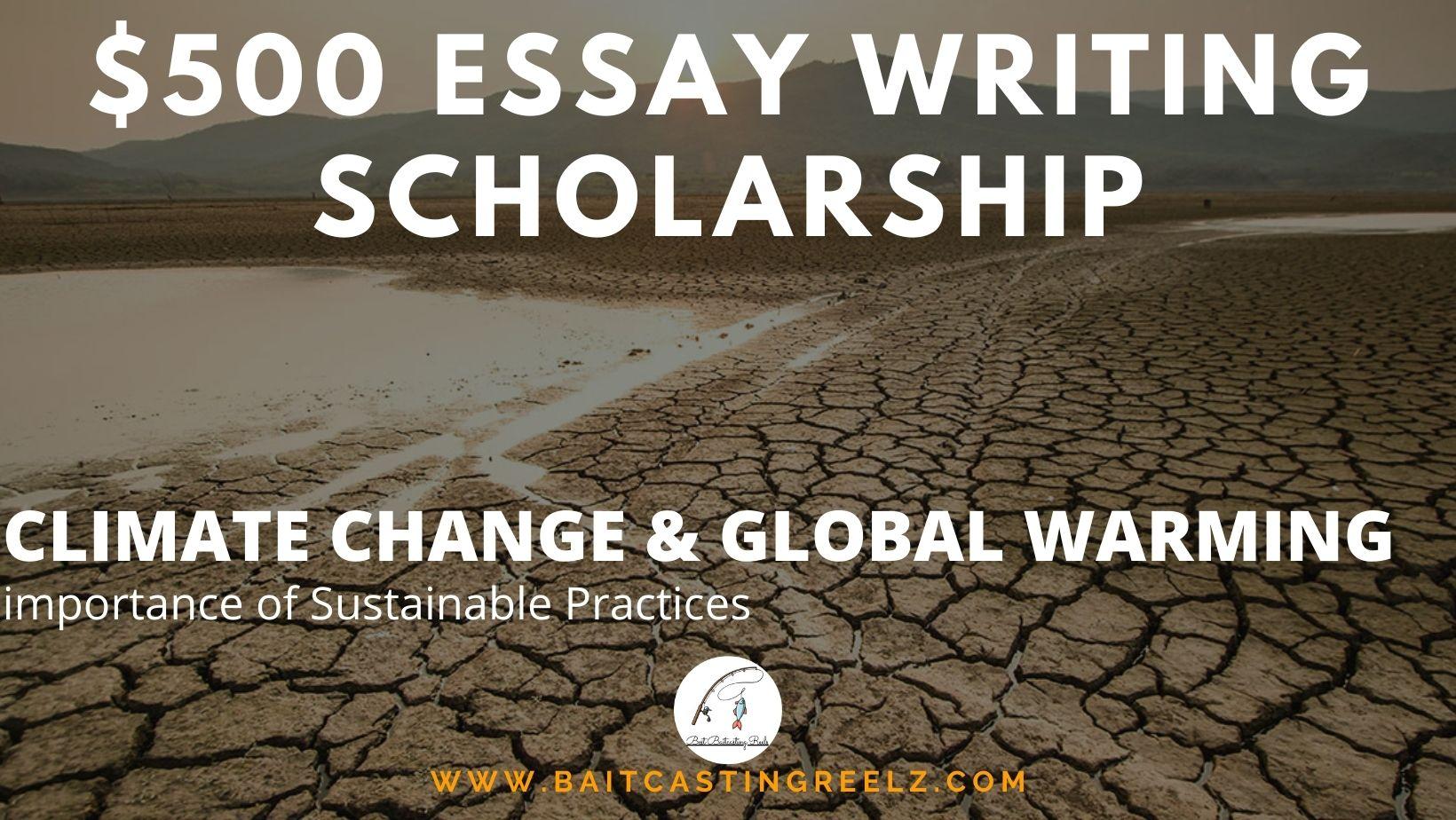 essay writing scholarship