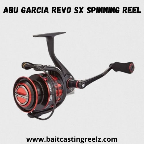 Abu Garcia Revo SX Spinning Reel - best fishing reel