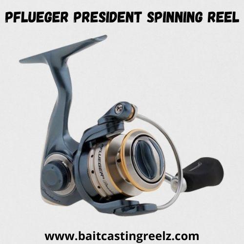 Pflueger President Spinning Reel - best for kids