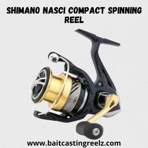 SHIMANO NASCI Compact Spinning Reel
