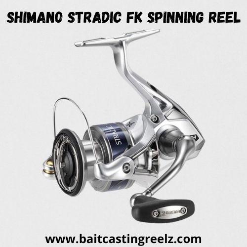SHIMANO Stradic FK Spinning Reel