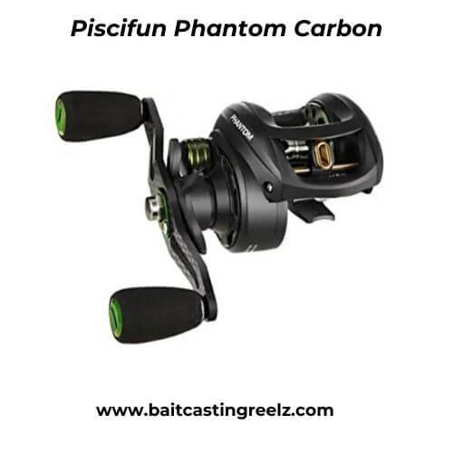 Pscifun Phantom Carbon 2 - Best Baitcasting reel