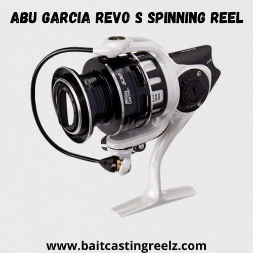 Abu Garcia Revo S Spinning Reel - Under $200
