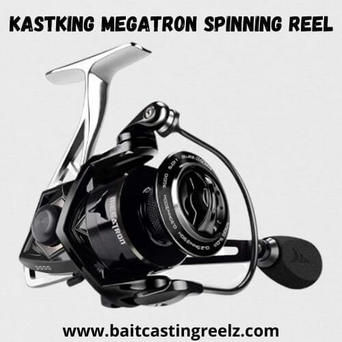 KastKing Megatron Spinning Reel - Best Spinning Reel Under 100