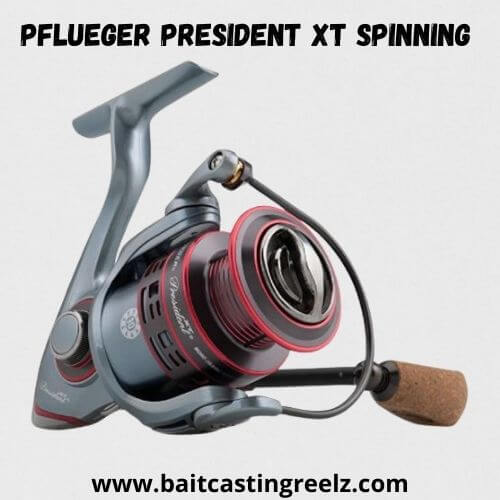 Pflueger President XT Spinning 20 Reel - Best Reel Under $100