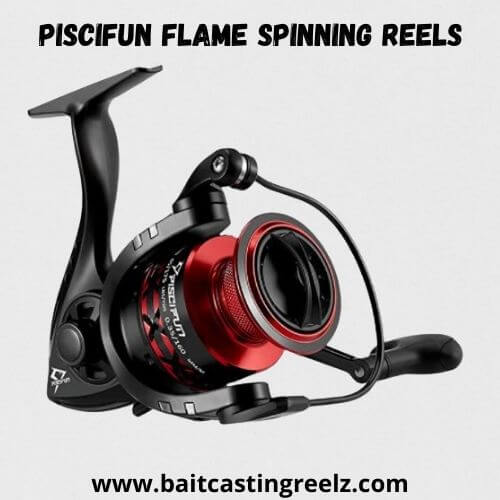 Piscifun Flame Spinning Reels - best affordable