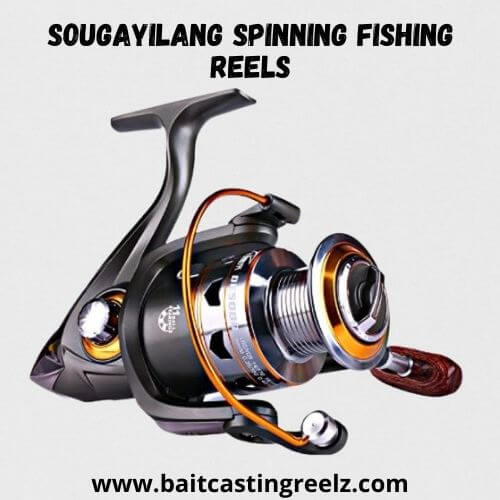 Sougayilang Spinning Fishing Reels - Best Budget Option For Professional Anglers
