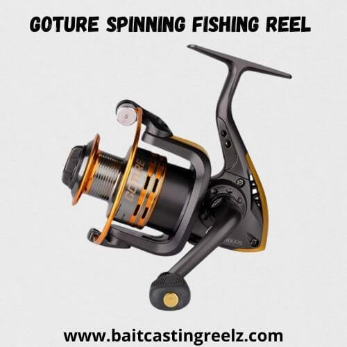 Goture Spinning Fishing Reel - best low budget reel