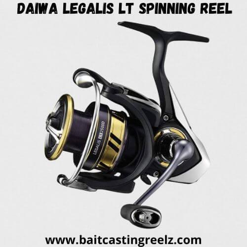 Daiwa Legalis LT Spinning Reel