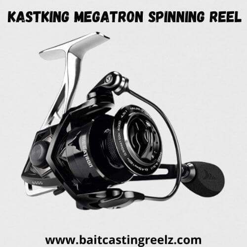KastKing Megatron Spinning Reel