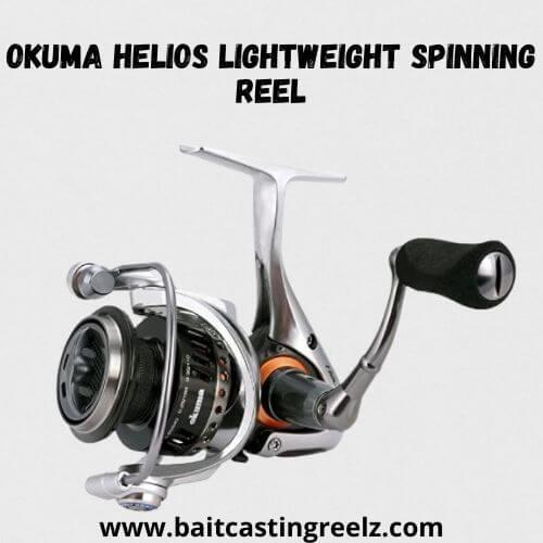 Okuma Helios Lightweight Spinning Reel