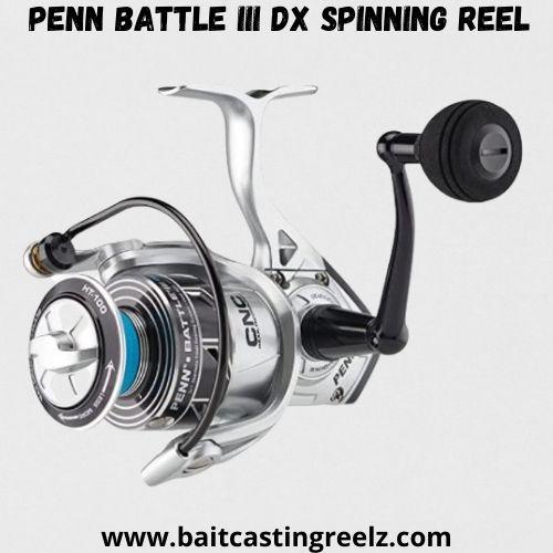 Penn Battle III DX Spinning