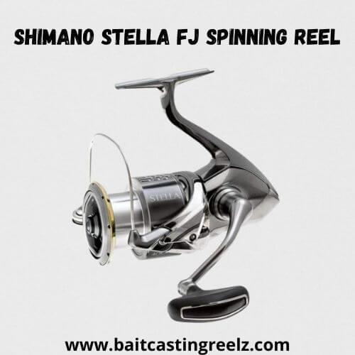 SHIMANO Stella FJ Spinning Reel