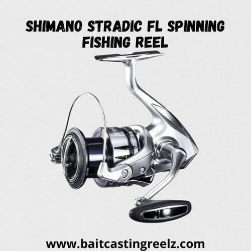 SHIMANO Stradic FL Spinning Fishing Reel