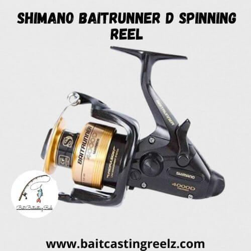 Shimano Baitrunner D Spinning Reel