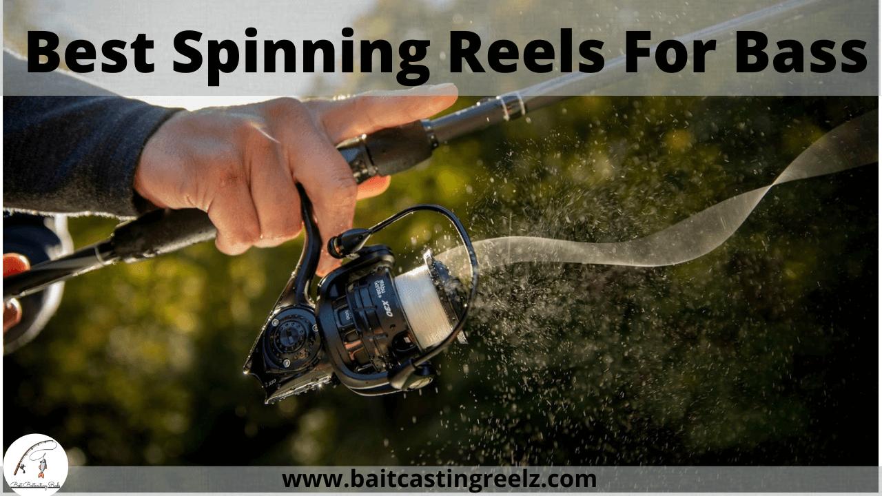 best spinning reel for bass