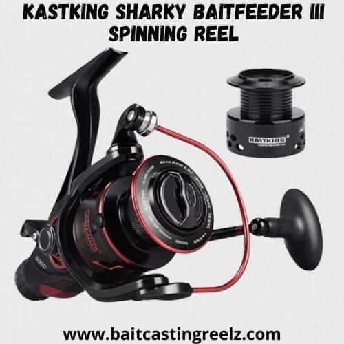 KastKing Sharky Baitfeeder III Spinning Reel