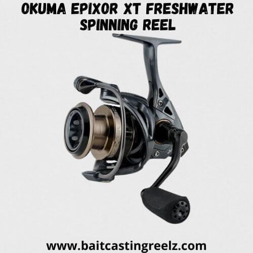 Okuma Epixor XT Lightweight Spinning Reel