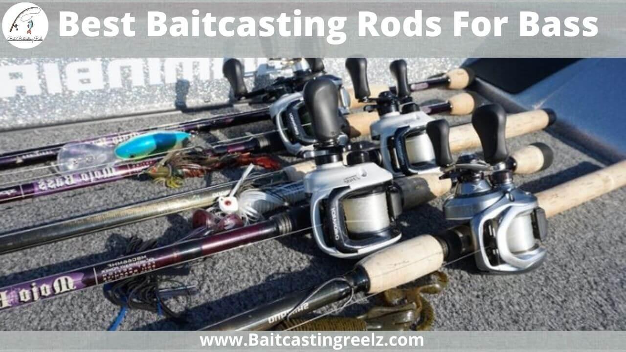 best baitcasting rod