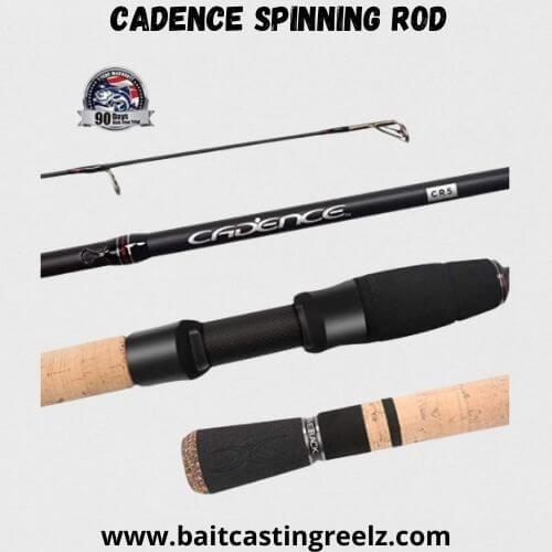 Cadence Spinning Rod