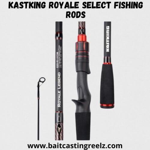 KastKing Royale Select Fishing Rods