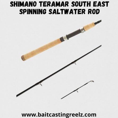 Shimano Teramar South East Spinning Saltwater