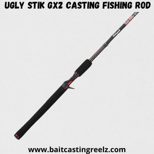 Ugly Stik GX2 Casting Fishing Rod
