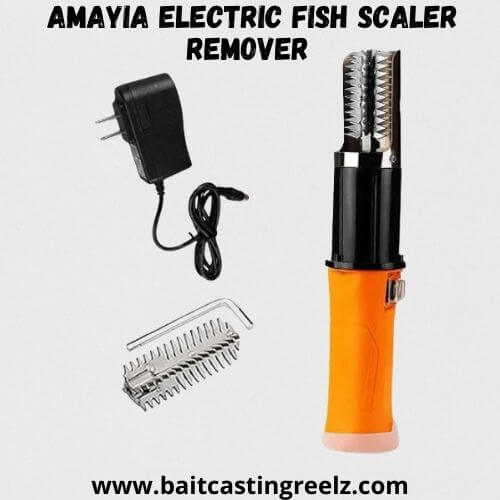 Amayia Electric Fish Scaler Remover