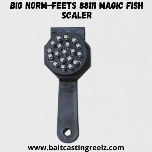 Big Norm-Feets 88111 Magic Fish Scaler